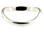 sterling silver band ring 39AA059