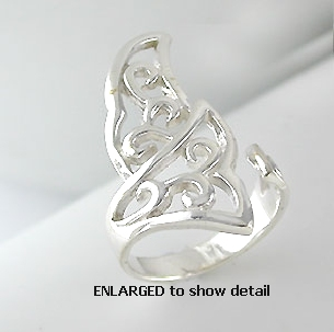 A70615 celtic ring