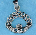 Model A767117 Claddagh Pendant