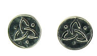 sterling silver earrings A767-152