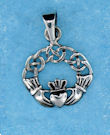 Model A76774 Claddagh Pendant