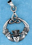 Model A76776 Claddagh Pendant