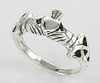 sterling silver claddagh ring style a767-80