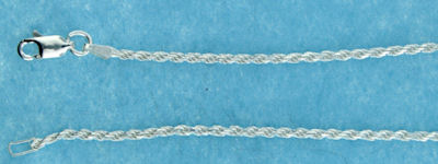 sterling silver anklet AAS3045