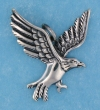 sterling silver eagle pendant abc512