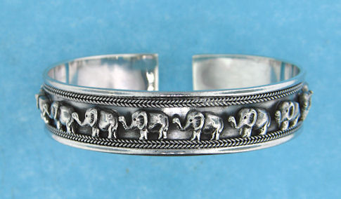 Sterling Silver Bracelet Abca0058 Enlarge View