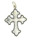 sterling silver cross pendant ABCP1072