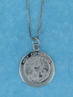 sterling silver confirmation necklace ACP-02R