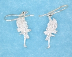 sterling silver fairy earrings AFE0077