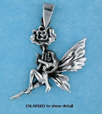 AFS0002 Fairy Pendant ENLARGED