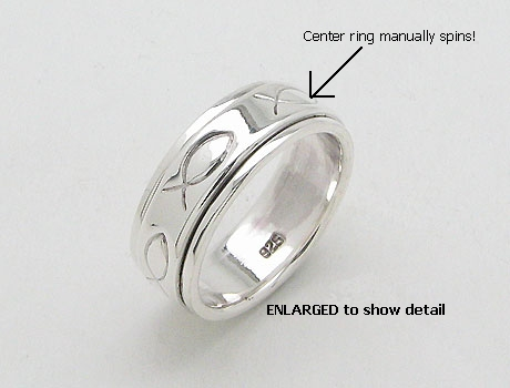 AR0022 spinner ring