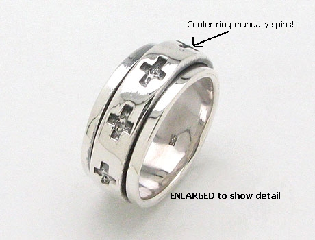 AR0027 spinner ring