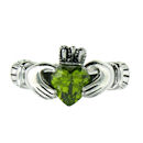 sterling silver claddagh rings CLR1003 May