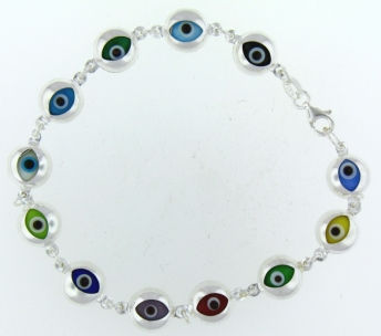 Evil Eye Bracelet EEB2005 Mixed