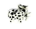 sterling silver elephant pendant ELP7062471