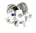 sterling silver elephant ring ELR7064505