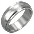 stainless steel spinner ring FNS015