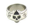 Stainless Steel skull ring KRJ2284