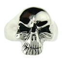 Stainless Steel skull ring SRC2010