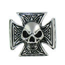 Stainless Steel skull ring SRC2060