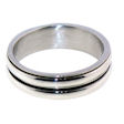 stainless steel spinner ring SRJ2416