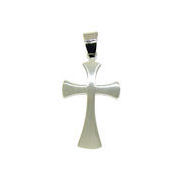 Stainless Steel Cross Pendant Necklaces