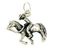 sterling silver horse pendant WHP0277