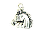 sterling silver horse pendant WLPD52