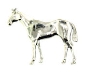 sterling silver horse pins WLPN220